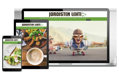 Joroisten Lehden digitilaus alk. 6,10 €/kk