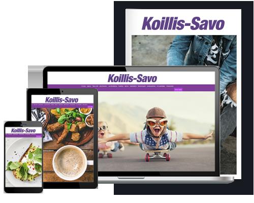 Koillis-Savo Yhdistelmä alk. 10,50 €/kk