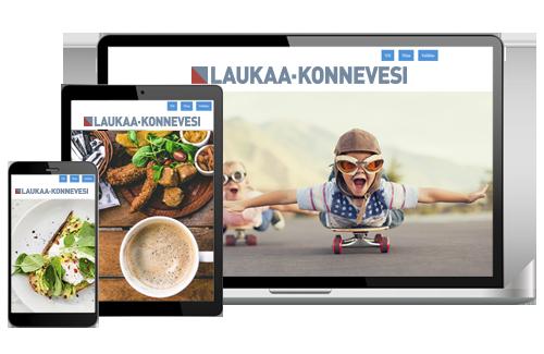 Laukaa-Konnevesi VerkkoPlus alk. 6,50 €/kk