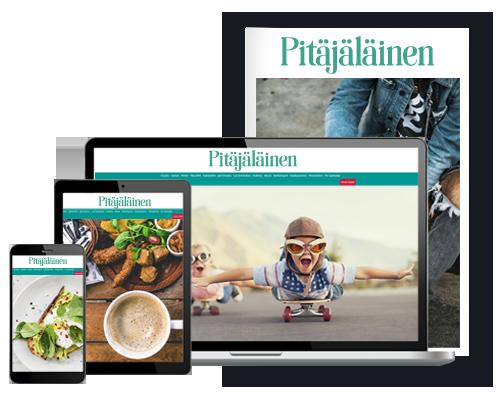 Pitäjäläinen Yhdistelmä alk. 10,50 €/kk
