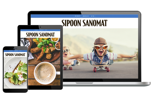 Sipoon Sanomat VerkkoPlus 5,40 €/kk