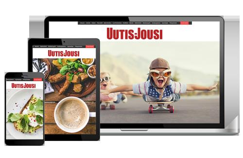 Uutis-Jousi VerkkoPlus alk. 6,50 €/kk
