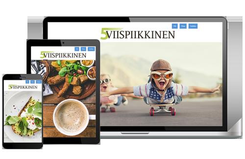 Viispiikkinen VerkkoPlus alk. 6,50 €/kk