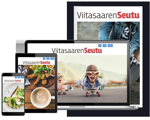 Viitasaaren Seutu + KSML.fi-verkkopalvelu alk. 8,67 €/kk