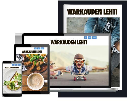 paperilehti ja VerkkoPlus 4 kk 14 €/kk